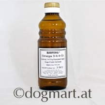 DHN BARFERS® Omega 3-6-9 Öl 250 ml