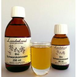 Lunderland Bio Schwarzkümmelöl 250 ml