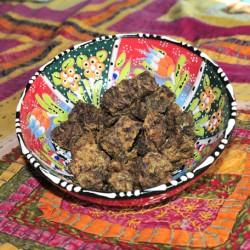 Kamelfleisch Würfel  200 g