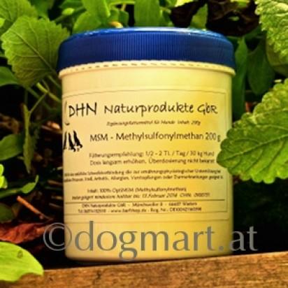 DHN MSM (Methylsulfonylmethan)  200 g