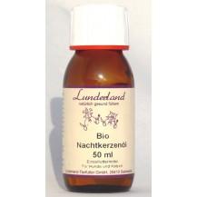 Lunderland Bio Nachtkerzenöl 50 ml