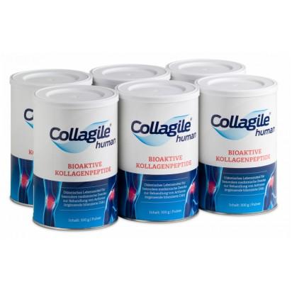 Collagile human bioaktive Kollagenpeptide 6
