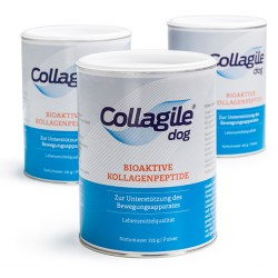 Collagile dog Bioaktive Kollagenpeptide® 3