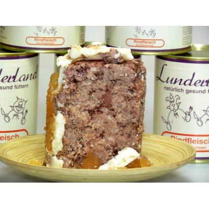 Lunderland Rindfleisch durchwachsen 800 g