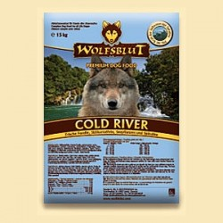 Wolfsblut Cold River mit Forelle 15 Kg