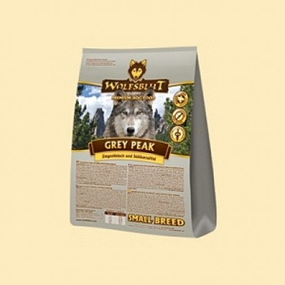 Wolfsblut Grey Peak Small Breed 7,5 Kg