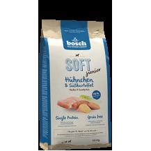 HPC Soft Junior Hühnchen & Süßkartoffel  junior 12,5 kg